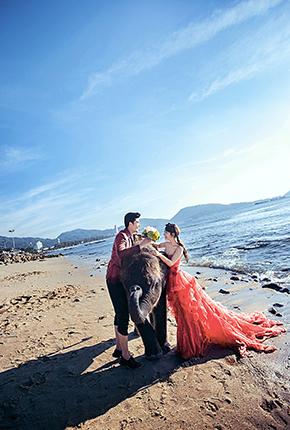泰国普吉岛婚纱照Ⅱ