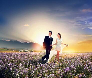 曲靖婚纱摄影分享经典的拍婚纱照姿势大全