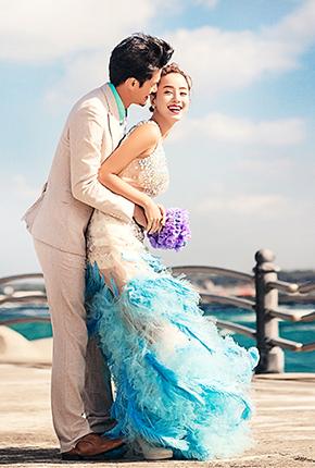 韩国济州岛婚纱照 Ⅲ