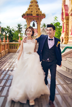 泰国婚纱照