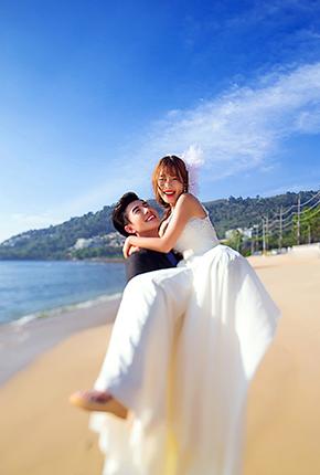 泰国普吉岛婚纱照Ⅲ